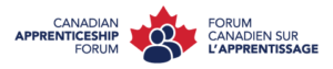 Forum canadien sur l'apprentissage – Canadian Apprenticeship Forum