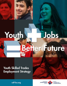 Cover: Youth + Jobs = Better Future